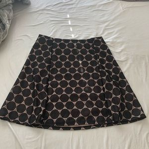 Renee C Maybell Lace Detail Skirt Size L/P